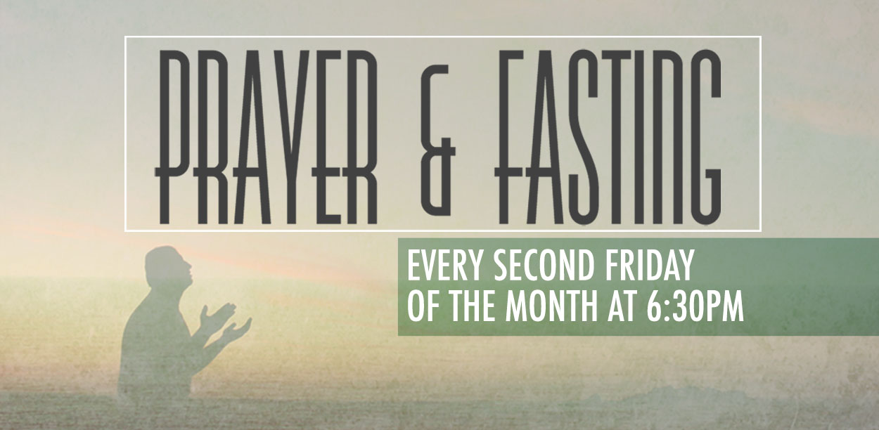Main Image Prayer Fasting Second Friday